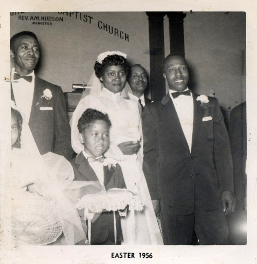 Easter Wedding