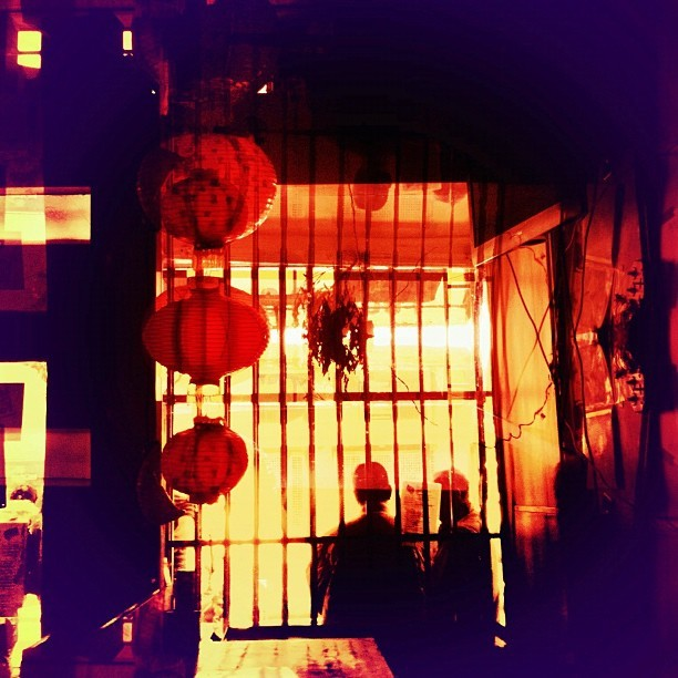 Lantern love (Taken with Instagram at Mission Chinese Food)