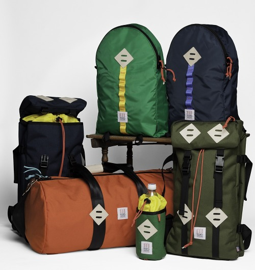 freemanssportingclub:   Our delivery of Topo bags is hitting stores now. - Cheers FSC