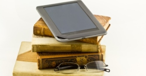 Nook vs. Book….  No this is not some weird Dr. Suess tangent, this is a real concern of mine.  Today in my French class we had a discussion about whether we preferred to read on a kindle or nook or if we liked to read printed books.  I was the only person for printed word.  To me, I like to look at books on my shelf and associate memories with certain ones.  I can look at the cover of Harry Potter and the Prisoner of Azkaban and know that the sea salt caked on the cover was from one of the best vacations I've ever taken.  Can a kindle do that?  One of the kids brought up that it was more environmentally friendly, more cost effective, and all around easier to maneuver.  While I can understand this, I feel depressed at the thought of losing such a huge part of my life.  My goal is to build myself a giant library in my future home, why would I want to reduce that to a rectangle the size of my hand? Maybe I'm being too traditional, as they say, all good things must come to an end. But what about the nostalgia?