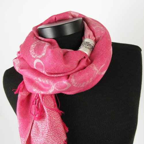 THEY ARE HERE! Scarf Jewelry! Take a peek!