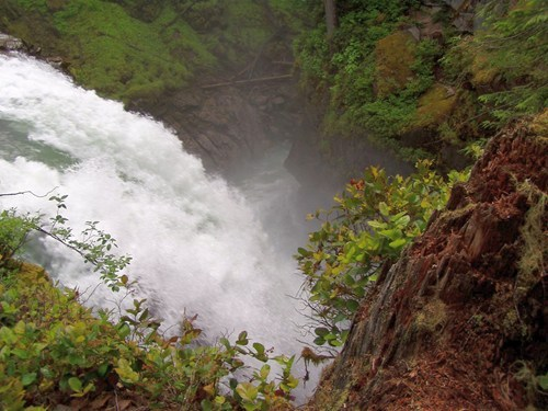 Nooksack Falls, Washington State