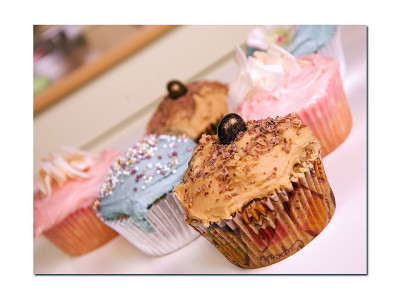 Mixed Cup Cakes by StuartWebster on Flickr.