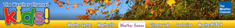 The Weather Channel for Kids  Fun Resource with Games. #elemchat #spedchat #weather You may also like… Weather Wiz Kids National Weather Service for Kids Weather Report for Kids Weather Spark