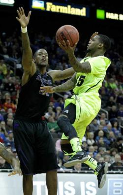 Baylor basketball is trying to be the Oregon football of NCAA basketball.