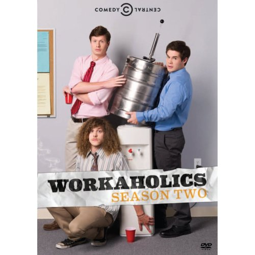 The Workaholics Season 2 DVD and Seasons 1 & 2 Combo Doggy Blu-ray are now available for pre-order for low, low prices at Amazon! Picking these up now would be such a Tommy move by you. Trust us.