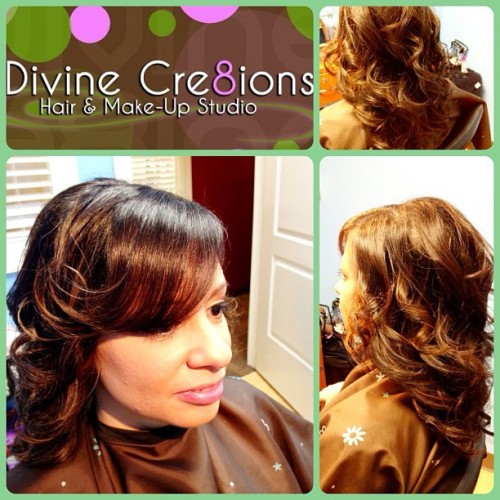 www.divinecre8ions.com #conditioner #shampoo #haircut #beauty #iphoneography #hair #brows #foundation #makeup #mua #mascara (Taken with instagram)