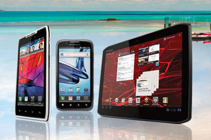 IT Show 2012 promotions: Motorola Motorola will be at the IT Show 2012 at Level 3, Booth 3008 and Level 6, Booth 6018. Check out the sleek Motorola RAZR (black and glacier versions) and the cool XOOM 2 tablet at the show. Win a 4D3N stay for 2 at the W Retreat Koh Samui, or walk away with $100 Takashimaya vouchers and free limited edition Android thumbdrives (worth $38).
