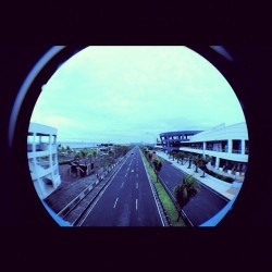 #philippines #ManilaBay #holiday #fisheye #scenery #nikonD5000 #nikon #photography #instagram  (Taken with instagram)