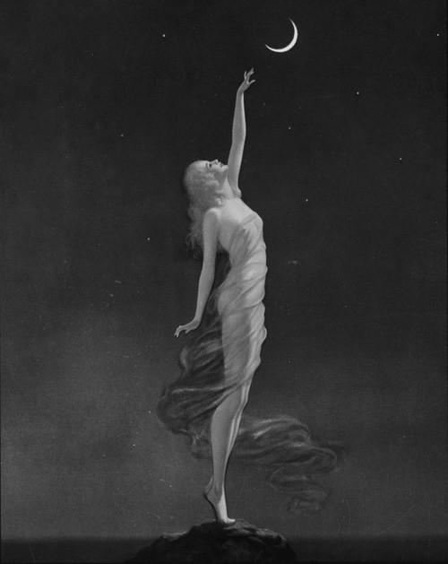 """Reaching for the Moon"" by Edward Eggleston c. 1933"