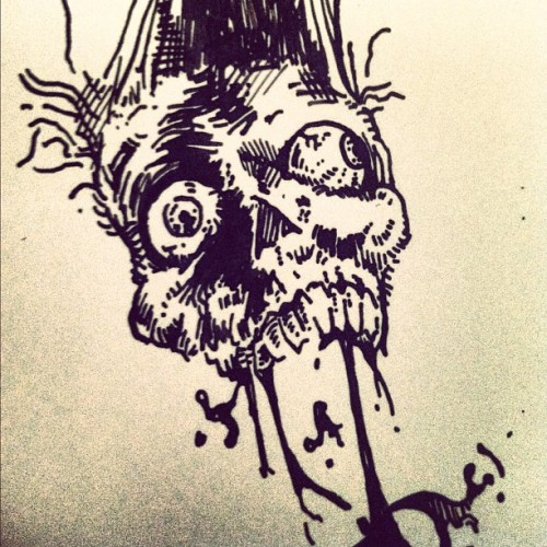 Morning of the living dead  (Taken with instagram)