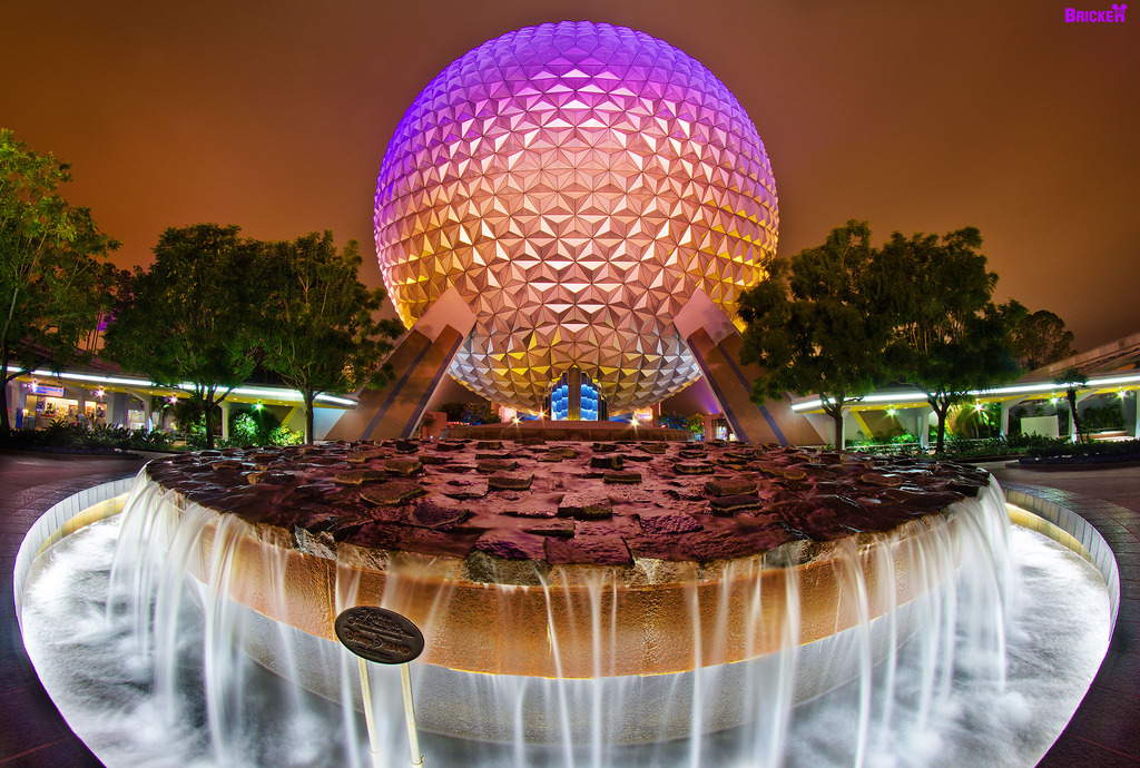 """Walt Disney World - Spaceship Earth""by Tom Bricker (WDWFigment)"