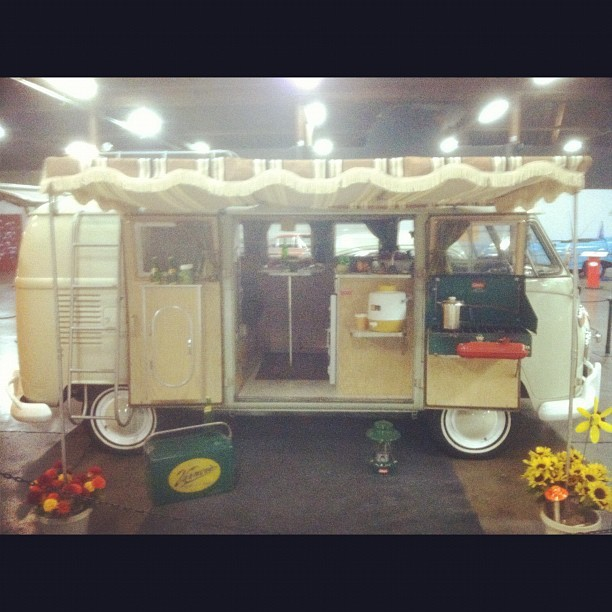 My dad used to have this camper (Taken with instagram)