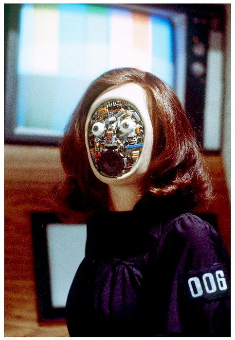 Fembot from The Bionic Woman