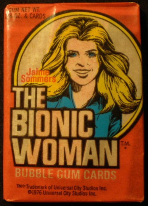 The Bionic Woman (Trading Cards)