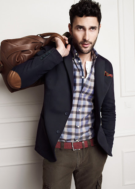 mensfashionworld:  H.E. by Mango S/S 2012 lookbook