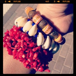 more bracelets from different countries & epic adventures!