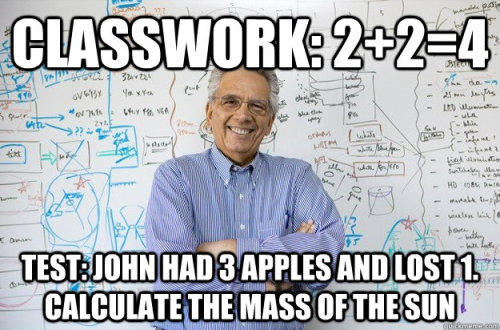 thedailymeme:  Engineering Professor