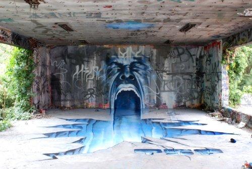 Gambar Grafiti Yang Kreatif