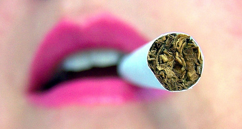Google Image Result for http://s2.favim.com/orig/32/artsy-joint-lips-perspective-smoke-Favim.com-256367.jpg on We Heart It. http://weheartit.com/entry/24579263