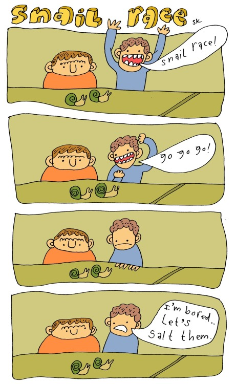 eatsleepdraw:  For more comics, please visit one of my pages ^__^ http://www.facebook.com/drawingdaily or http://stevenkraandrawingdaily.tumblr.com/