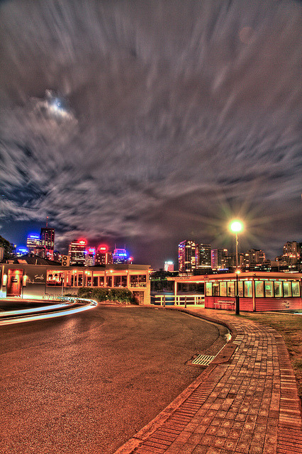 Sydney, McMahons Point on Flickr.