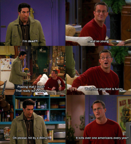 Remember this from Friends?