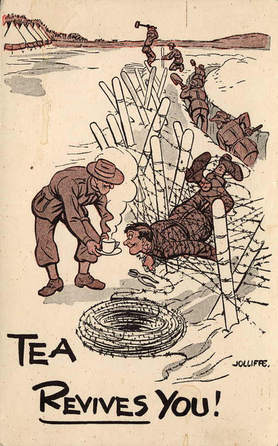 Tea Revives You! by State Library of Victoria Collections on Flickr.
