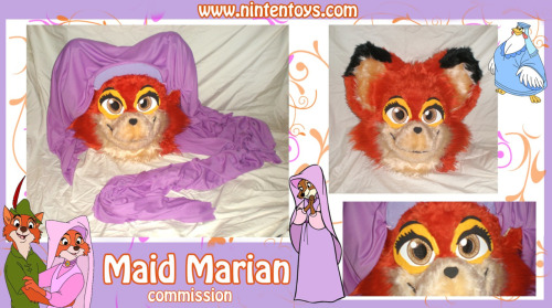 A Maid Marian commission that i did.