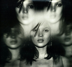 micaceous:  Kate Moss shot by Nathaniel Goldberg for W Magazine, May 1997