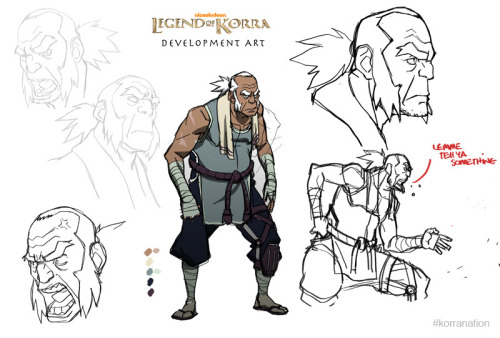 fangirlingforeverz:  avatarsnowy:  korranation:  Early design work for Toza, a former Pro-Bender who gave Mako & Bolin a place to stay when they started competing. 3/10/2012  WHEN I WAS YOUR AGE WE HAD TO WALK FIFTEEN MILES TO GET TO THE PRO-BENDING ARENA IN THE SNOW UPHILL BOTH WAYS AND WE DIDN'T HAVE ANY OF THESE FANCY-SCHMANCY BENDING RINGS, WE HAD A CIRCLE OF DIRT AND A COUPLE OF PUDDLES OF WATER AND WE WERE DAMN HAPPY WITH IT DAMN EARTHBENDERS GET OFF MY LAWN  HEADCANON. FUCKING. ACCEPTED.