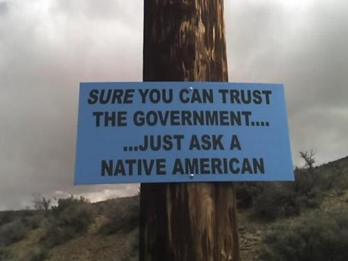 oursecrethouse:  You can trust the government…Cant you? |