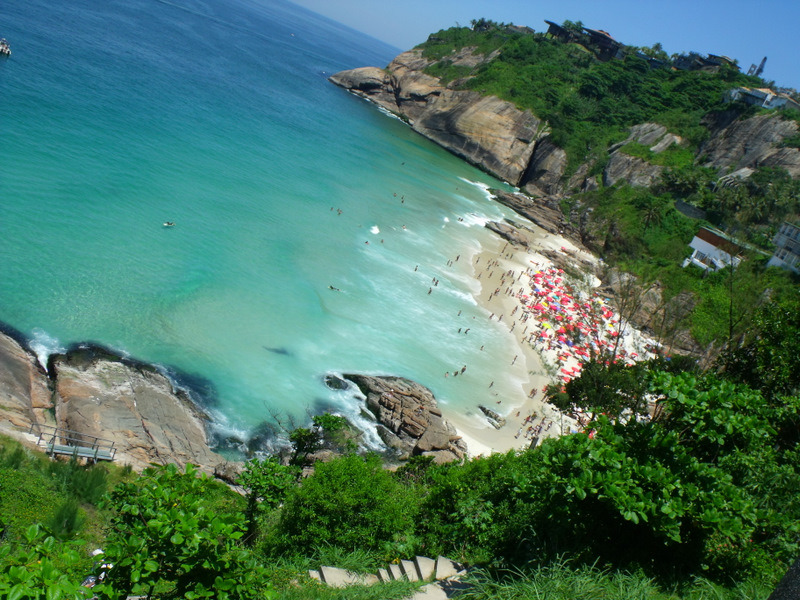 Joatinga Beach, Rio. You don't have to go to Copacabana!!!