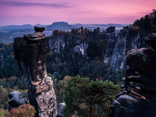 Bastei on Flickr.