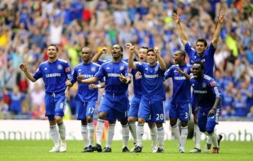 FA CUP WINNERS! Happy 107th Birthday Chelsea :)