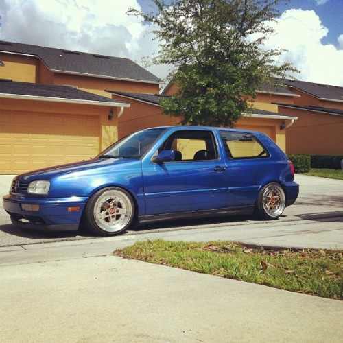 #mk3 #gti #vw #pb (Taken with instagram)