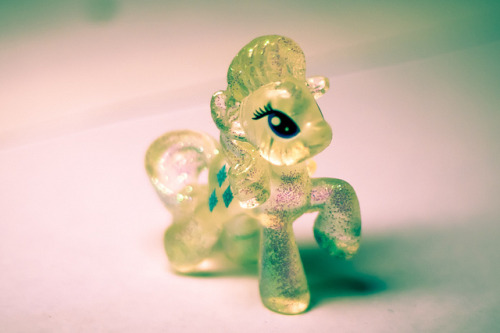 Day 41 Thanks to the cheat I found online I managed to find one special MLP collectible I was yearning for. Oh, doesn't it look dashing.