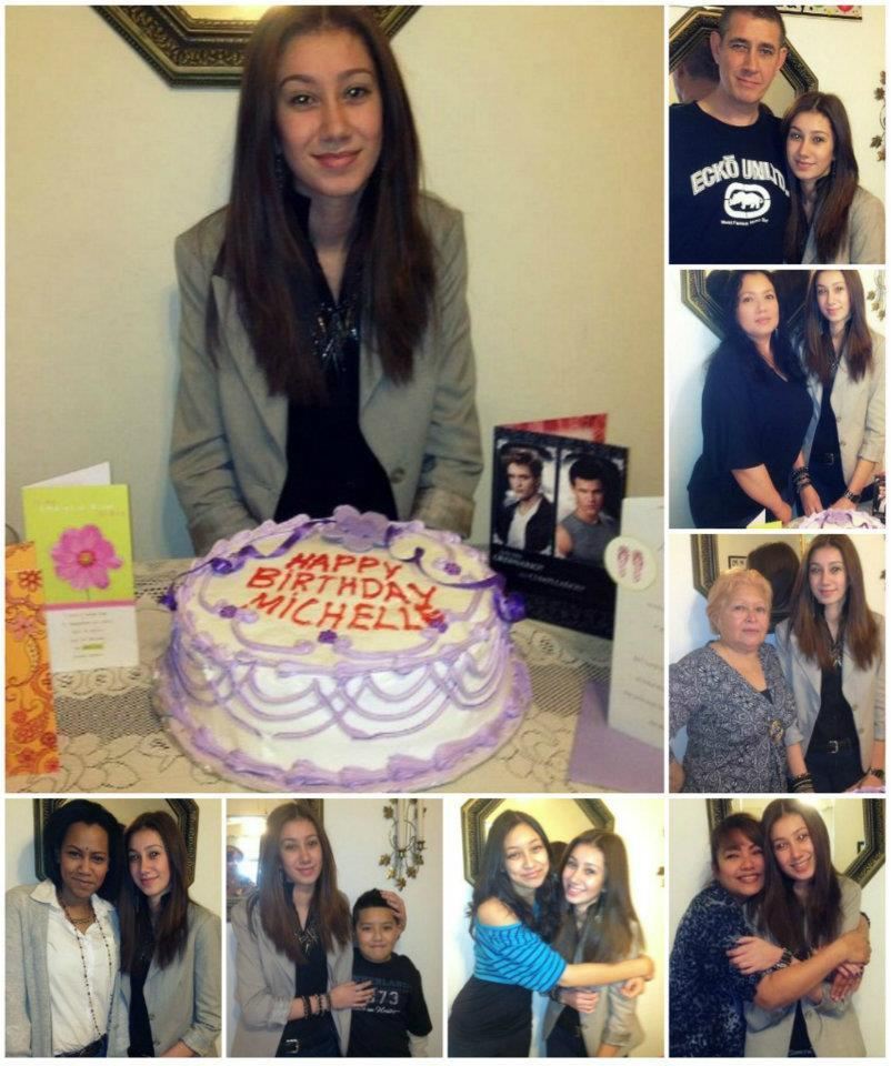 16th birthday w. the people i love <3