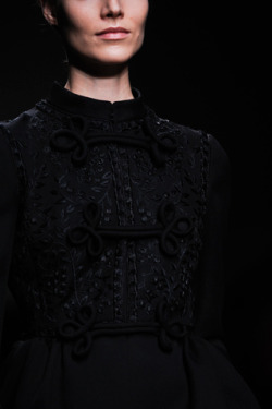 Valentino, Fall 2012 Source: Style