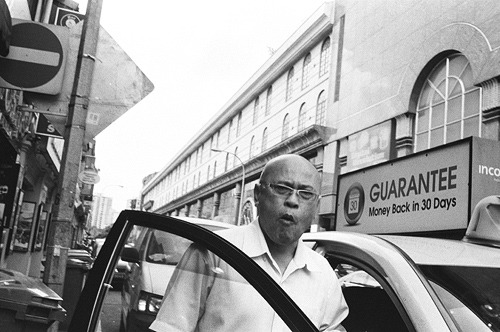 Singapore - M6 & HP5 - © sean flanigan