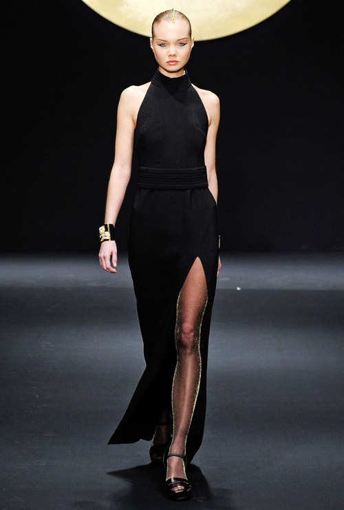 Krizia Fall-Winter 2012.