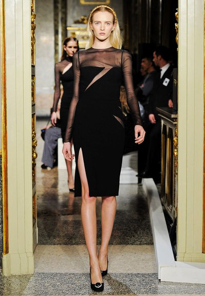 Fall 2012's  L.B.D Emilio Pucci Fall-Winter 2012.