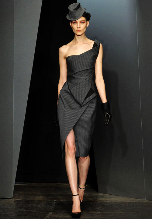 Donna Karan Fall-Winter 2012.