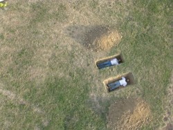 Miller & ShellaBarger, Untitled (Graves) (2010)
