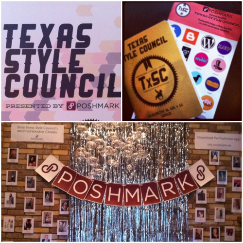 Fashionably ready for tonight's LIVE Posh Party in Austin! Join us on the Poshmark app and shop Texas Style Council's most fashionable closets!