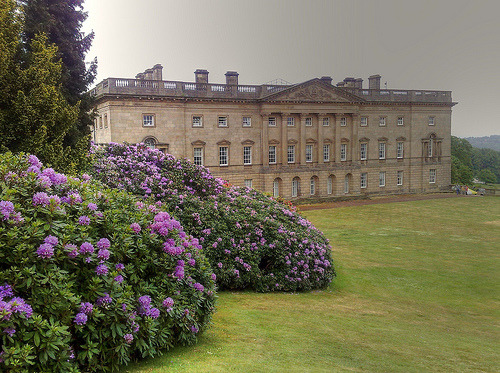 theprettyprettyprincess:  f—a—i—r—y:  South Front Wentworth Castle Barnsley Yorkshire (by woodytyke)