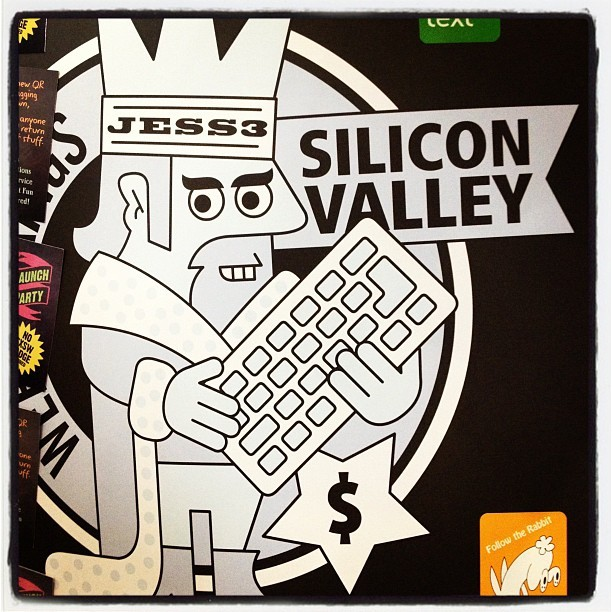 kaffeinebuzz:  Poster Art at SXSW 2012 - Jess3