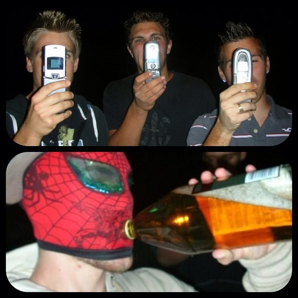#oldschool #spiderman #oe #mushrooms #fliphone #baus as #fuck (Taken with instagram)