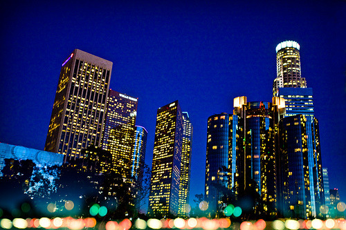City Lights by GioPhotos (on Flickr)