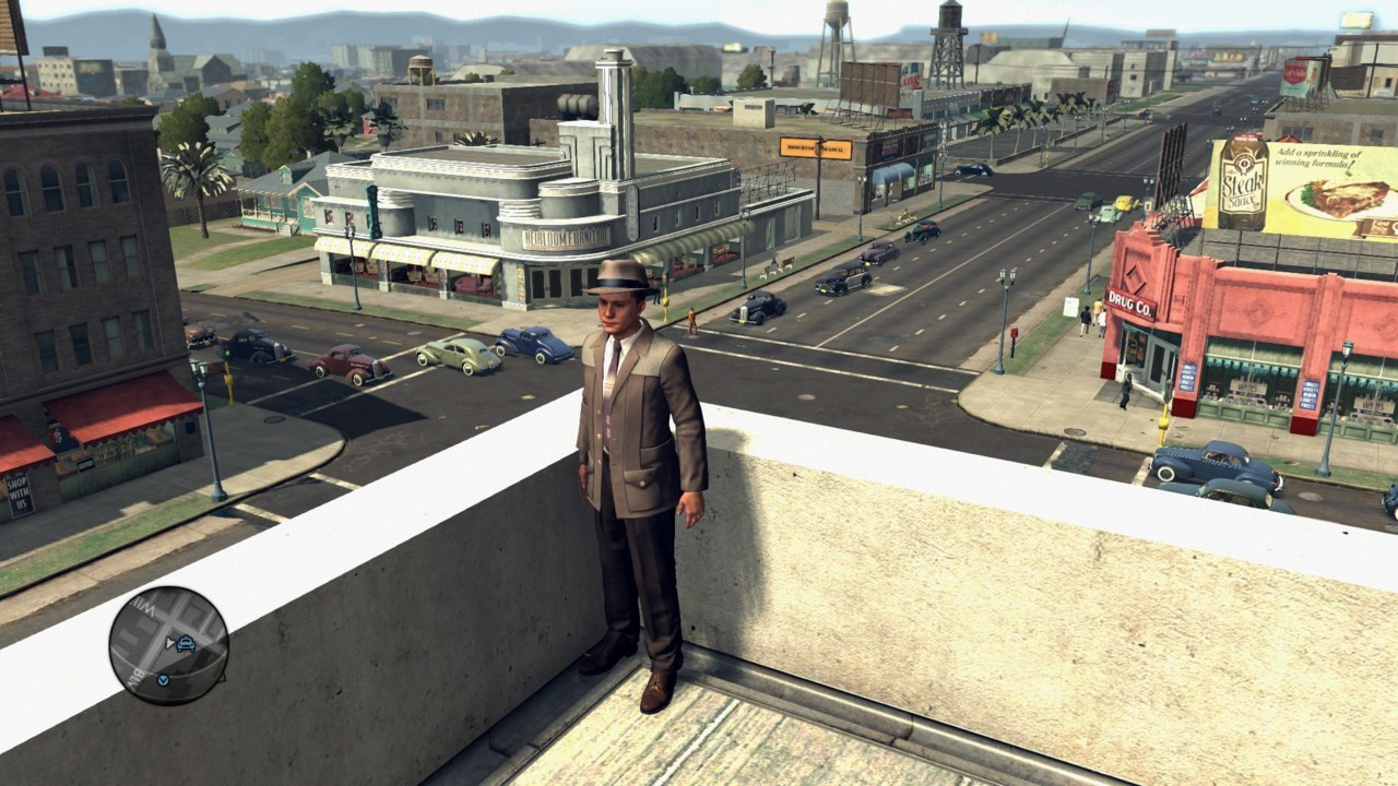 More great views of L.A Noire